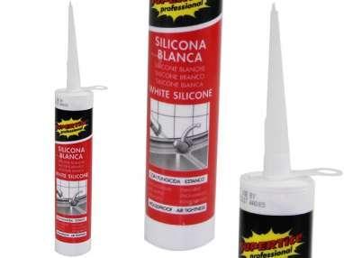 SILICONA TUBO BLANCA280ml.