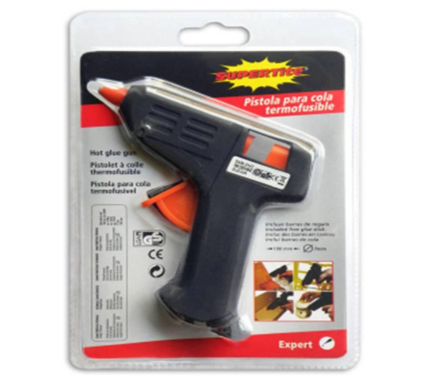 Pistola de silicona termo adhesiva de 7mm de 10w