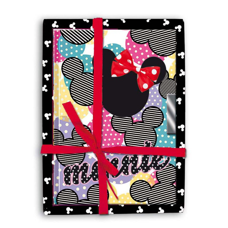 DIARIO MINNIE MOUSE FASHIONISTA