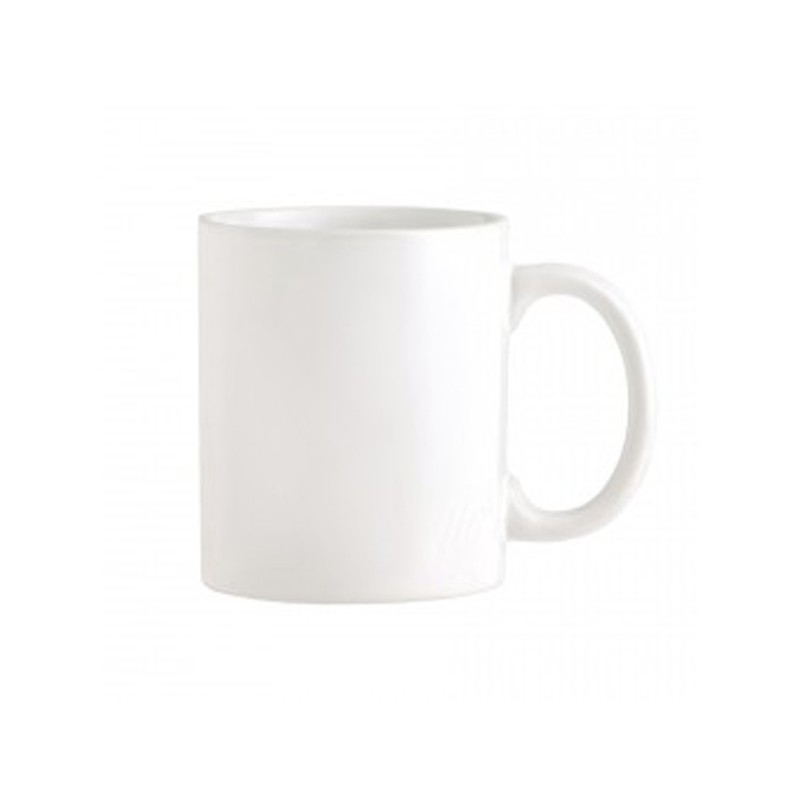 Tazon Mug Porcelana Snow 32 Cl