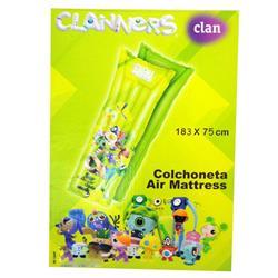 COLCHONETA CLANNERS 183x75cm
