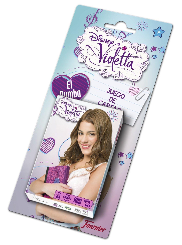 Violetta - Baraja de naipes