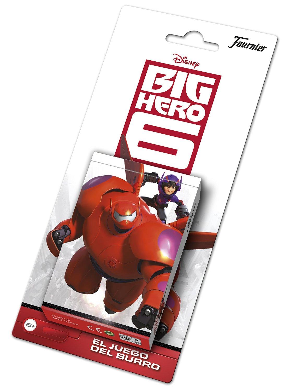 Big Hero 6 - Baraja infantil