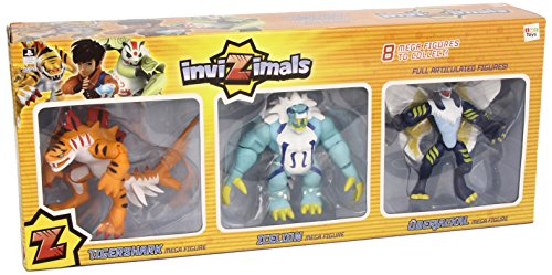 MEGA FIGURAS INVIZIMALS