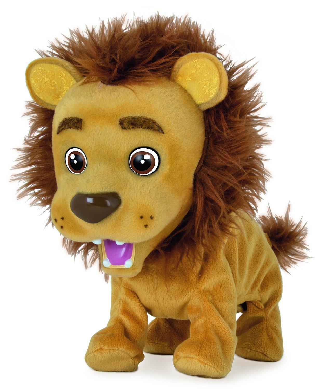 IMC - Kokum, el primer león interactivo