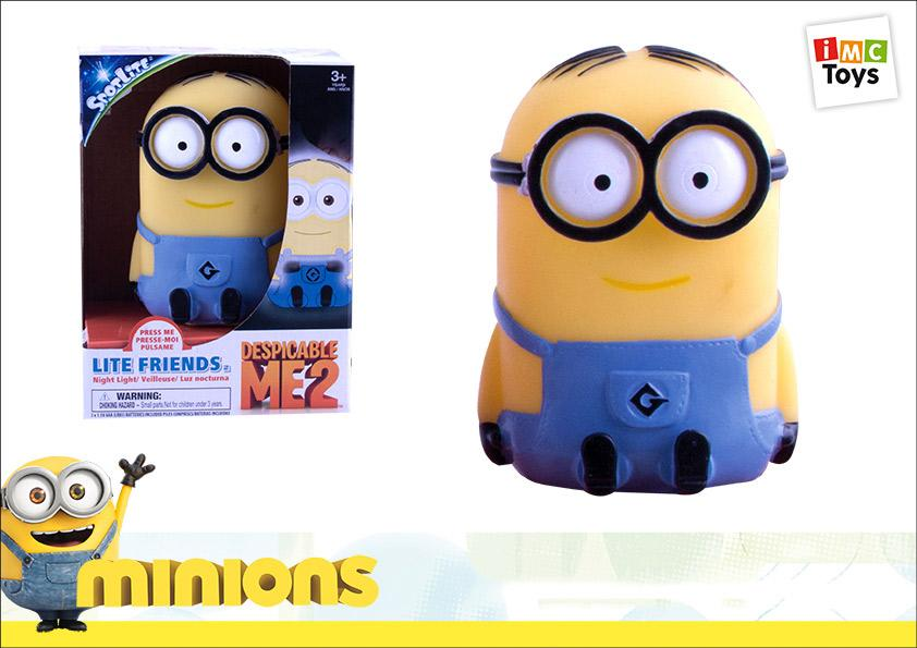 FIGURA MINION LUMINOSO