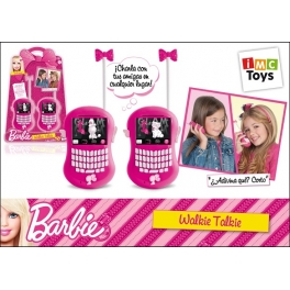 WALKIE TALKIE BARBIE
