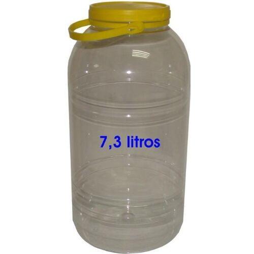 BOTE PLASTICO 7.3 L