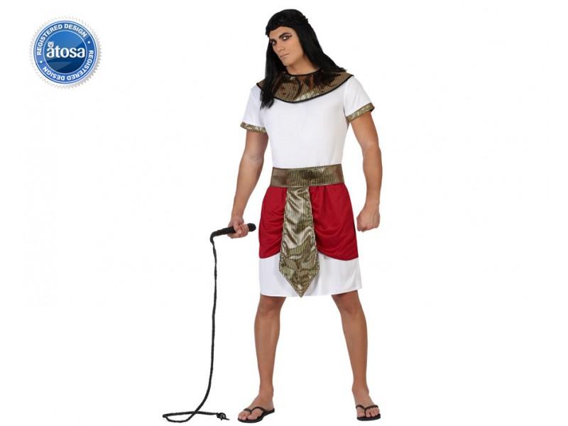 DISFRAZ EGIPCIO, ADULTO T. 2