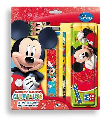 SET PAPELERIA MICKEY DISNEY