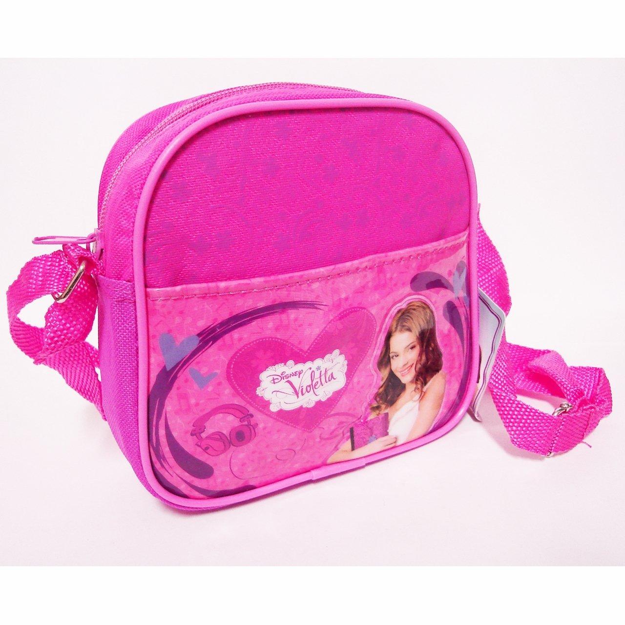 Bolso bandolera Violetta Disney Travel pequeño