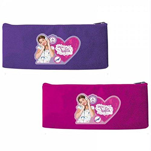 Portatodo Violetta Disney plano