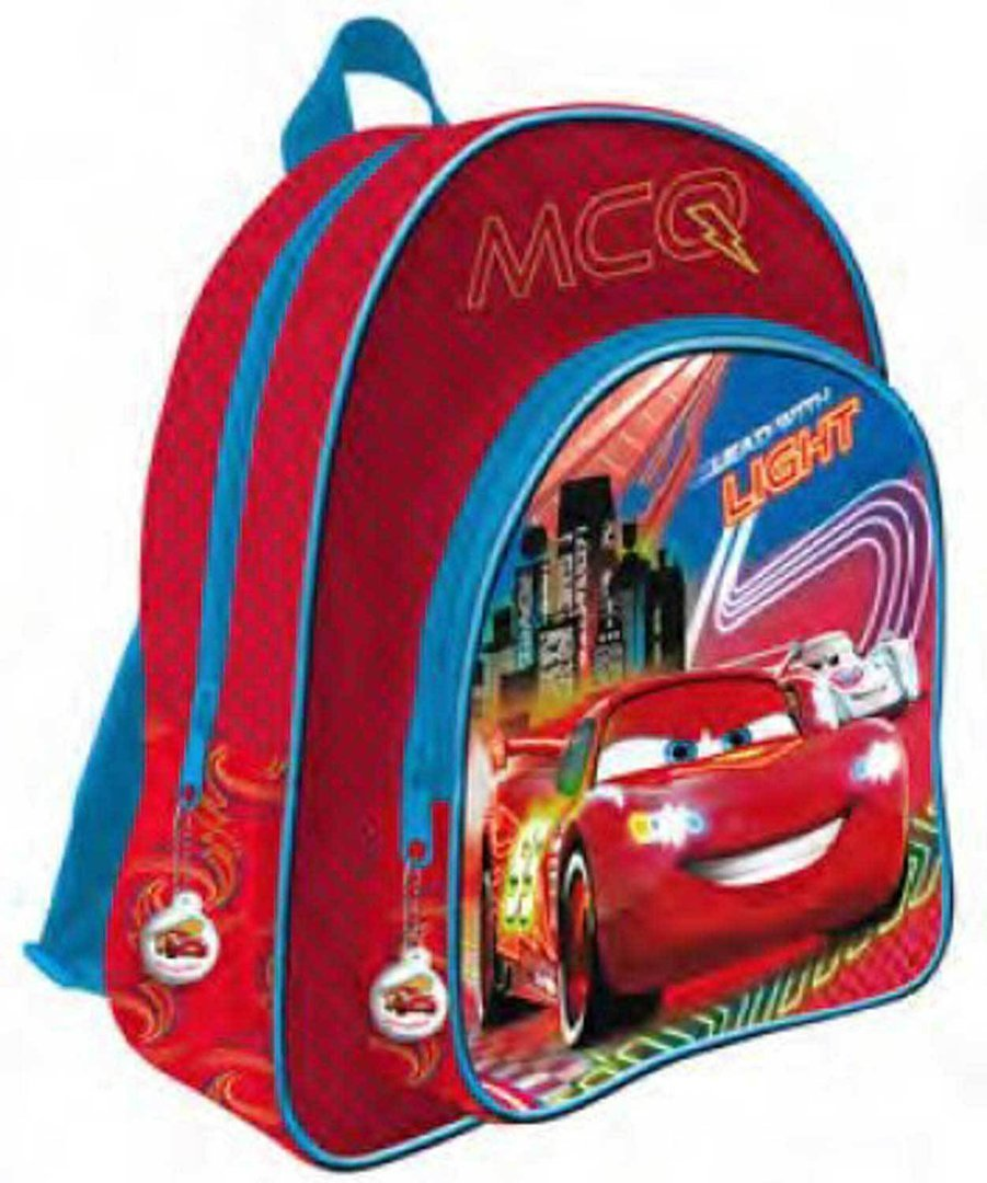 Mochila Cars Disney Light grande