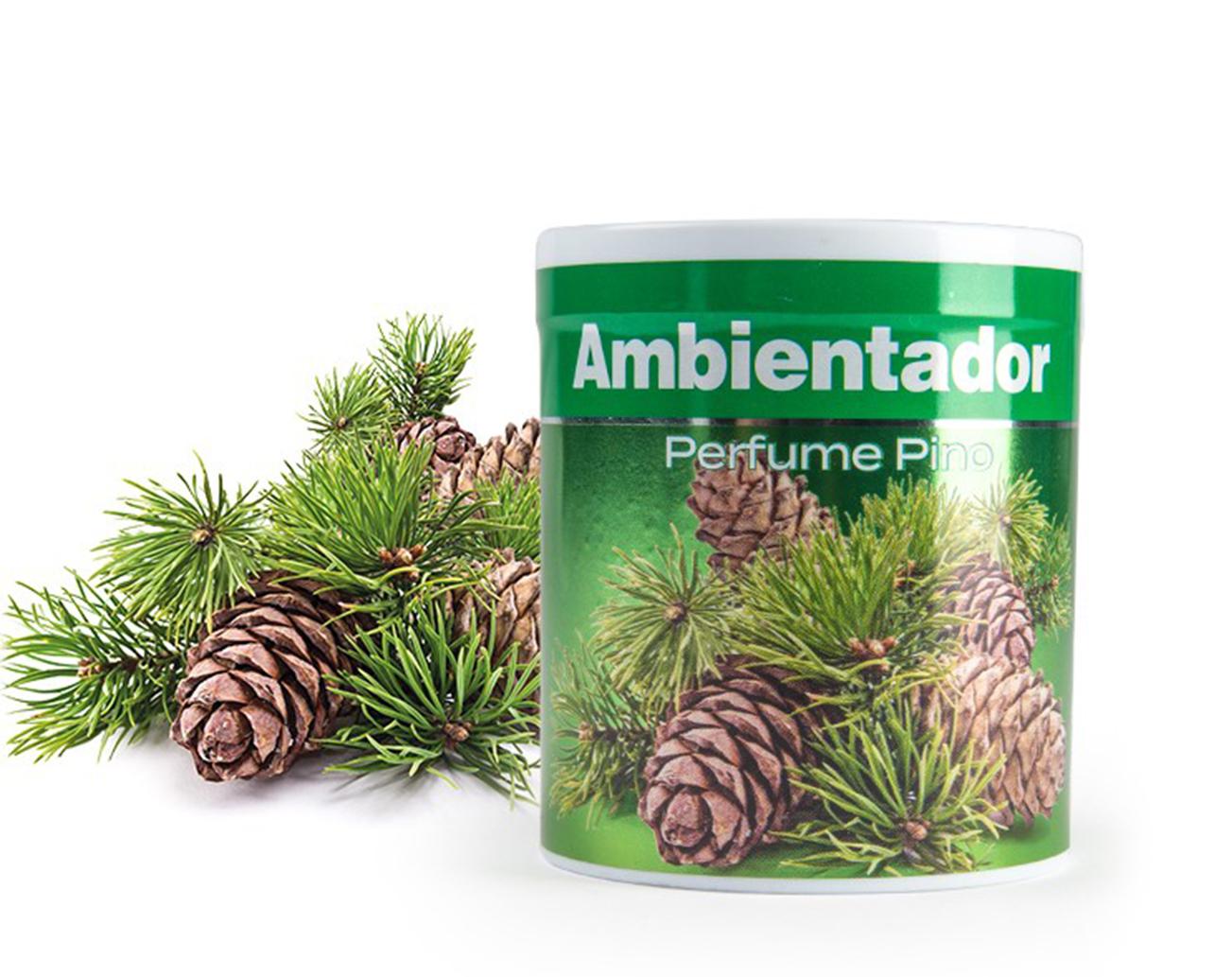 AMBIENTADOR LATA PERFUME PINO