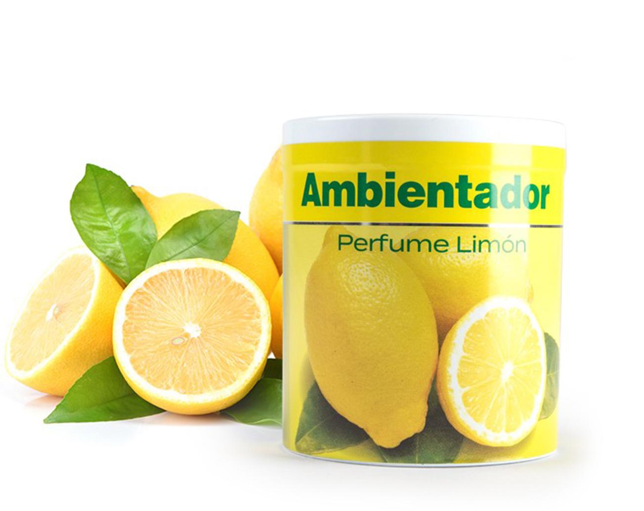 AMBIENTADOR LATA PERFUME LIMON
