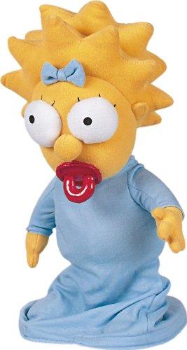 Los Simpson - Peluche de Maggie (28 cm)