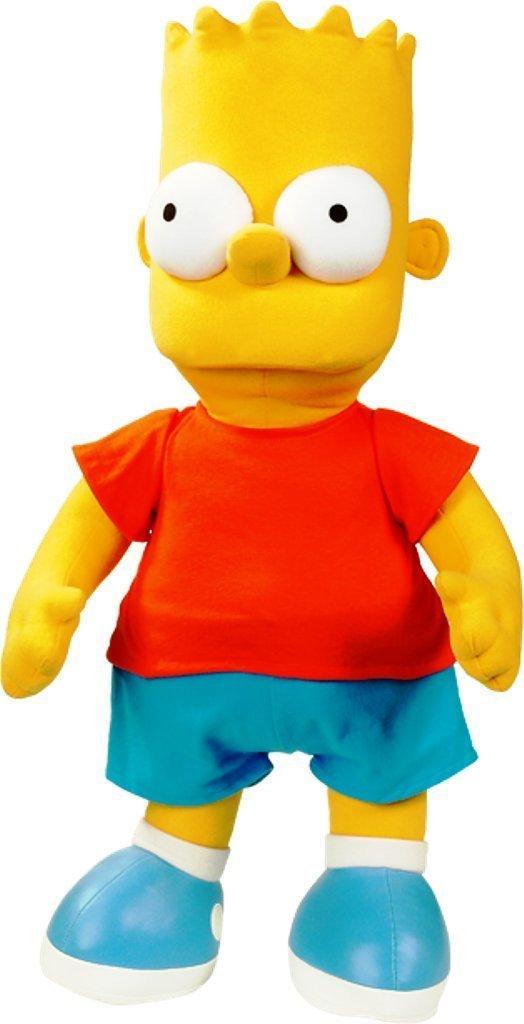 Los Simpson - Peluche de Bart (80 cm)