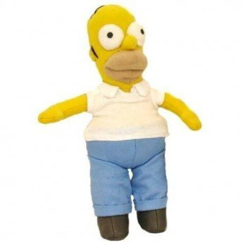 PELUCHES SIMPSONS FAMILY