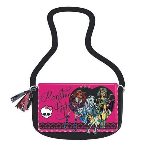 Monster High - Mini Bolso Bandolera