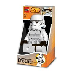 LLAVERO STORM TROOPER LINTERNA LED
