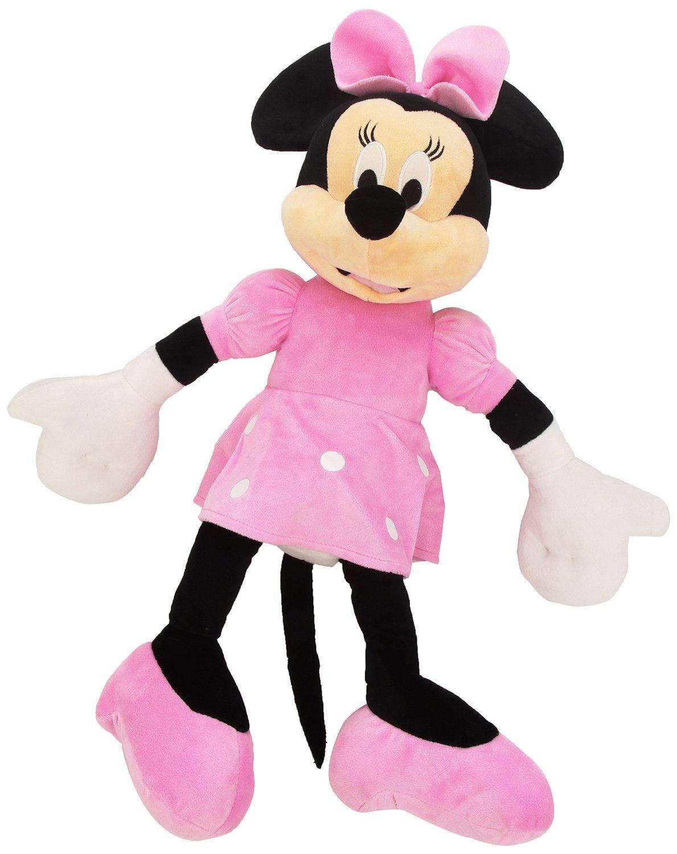 Minnie Mouse - Figura de peluche, 56 cm
