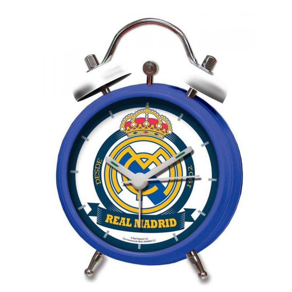 Despertador Campanas Pequeño Real Madrid