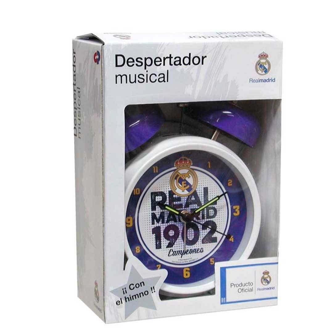 Despertador himno real madrid de Real Madrid