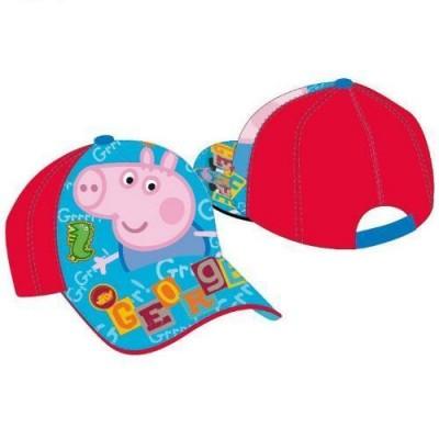 Peppa Pig - Gorra de algodón para niños