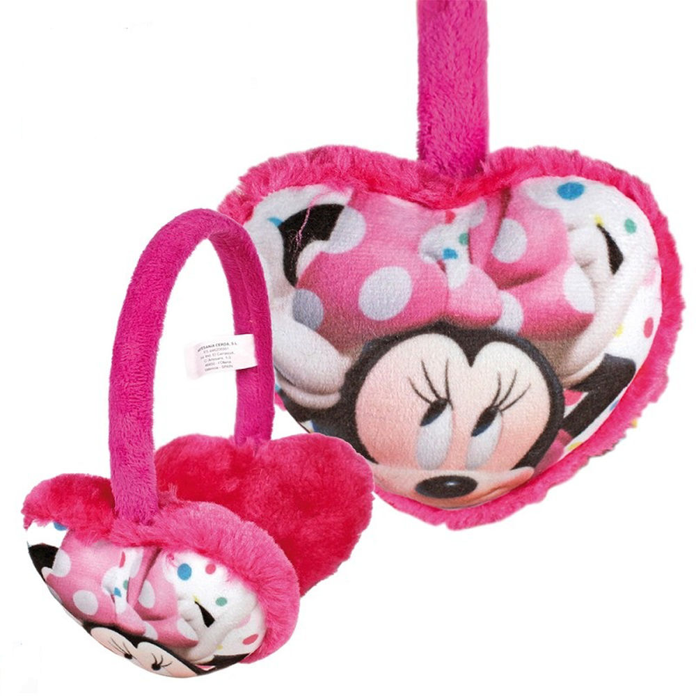OREJERAS NIÑO MINNIE DISNEY