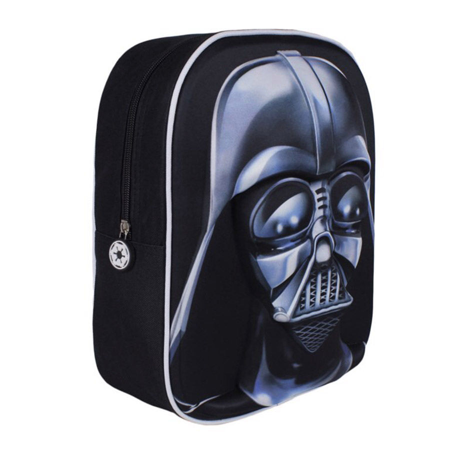 MOCHILA 3D STAR WARS DARTH VADER