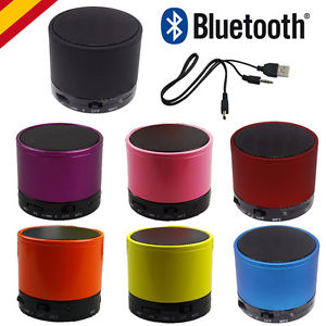 MINI ALTAVOZ CON Bluetooth