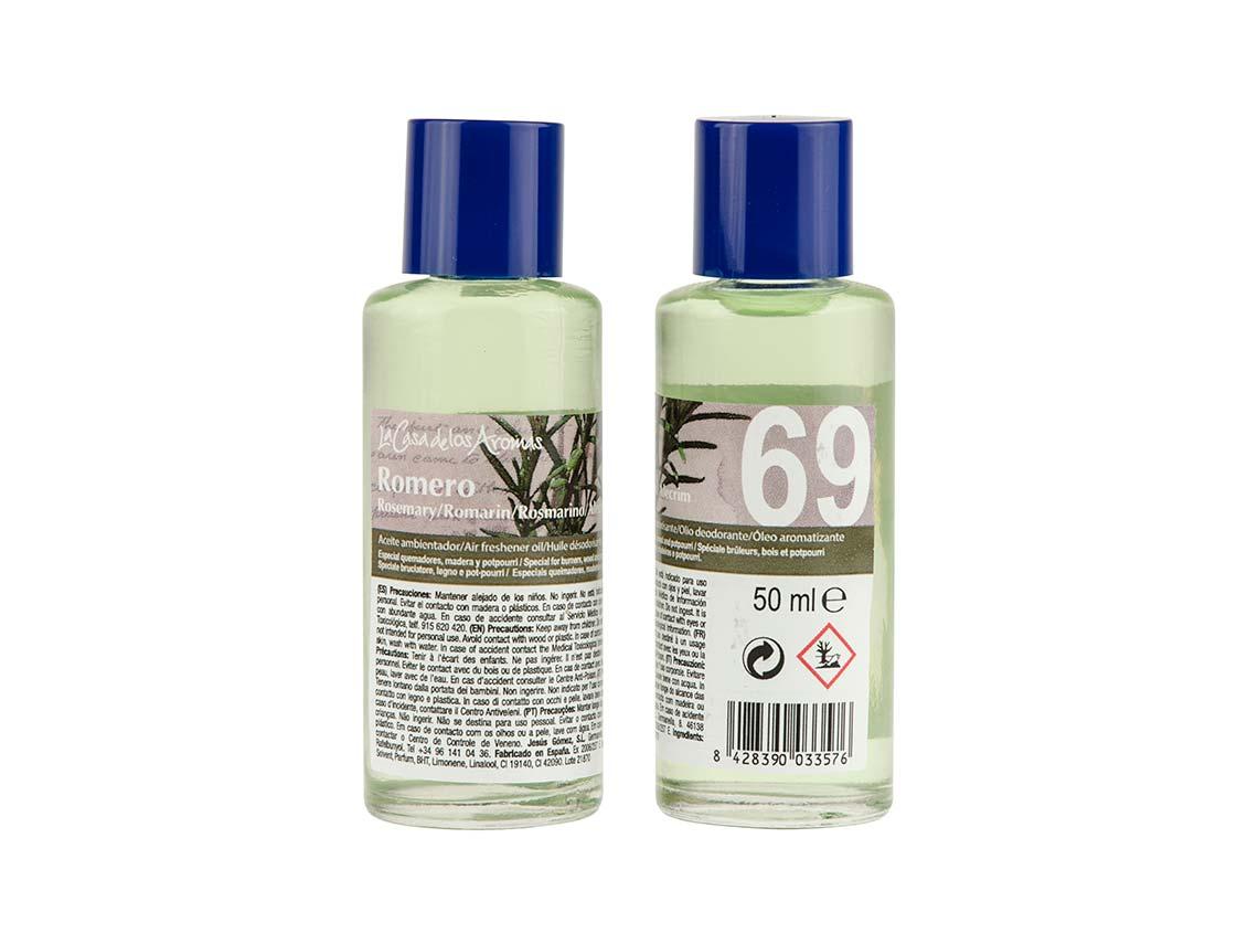 Aceite Esencial Ambientador 50ml ROMERO