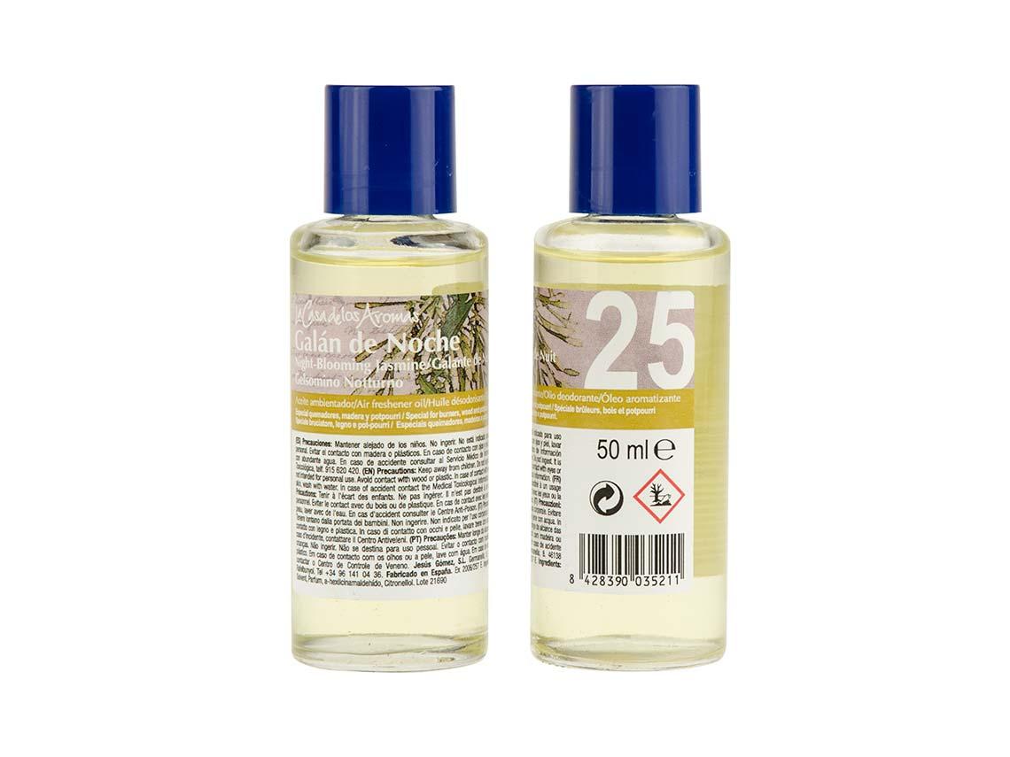 Aceite Esencial Ambientador 50ml GALAN DE NOCHE
