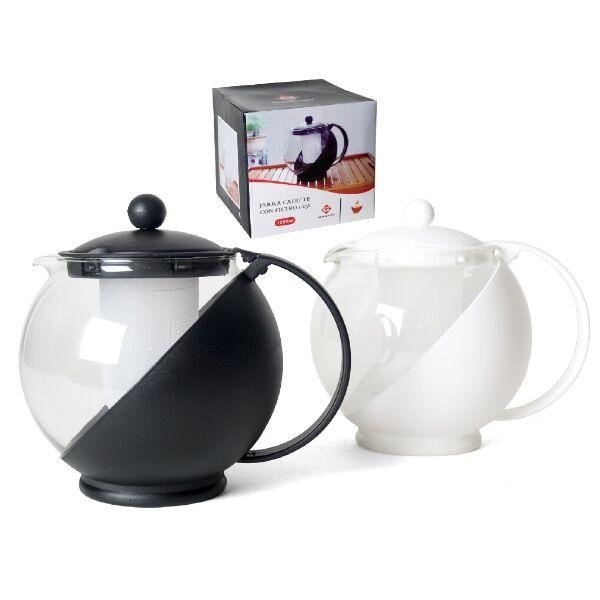 JARRA CAFE/TE  CON FILTRO 1.25 L
