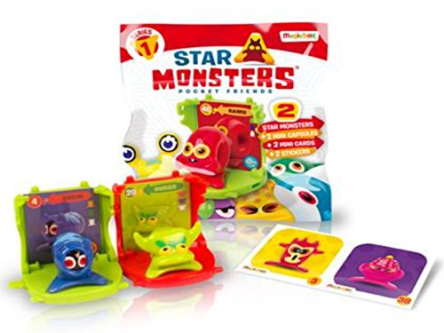 MINI CAPSULA STAR MONSTERS
