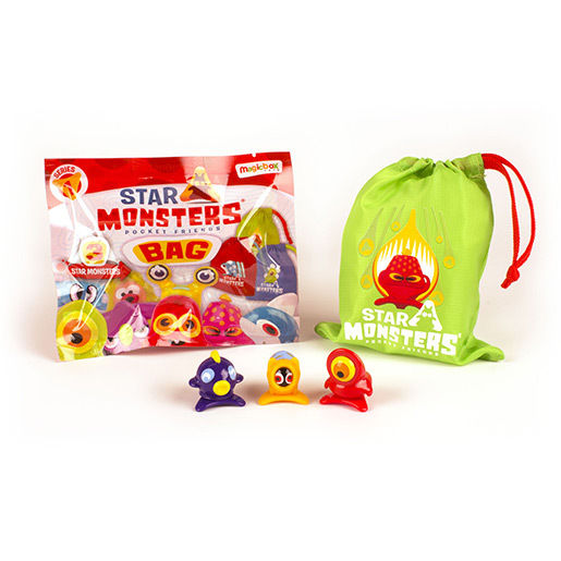 BOLSA STAR MONSTERS