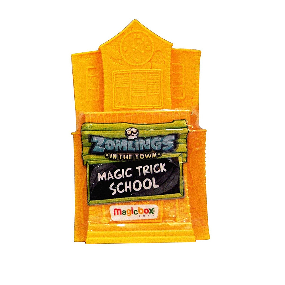 Zomlings - Magic Trick School Serie 5 (varios colores)
