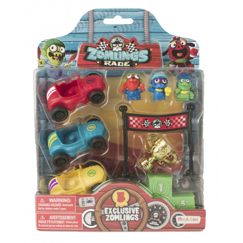 ZOMLINGS BLISTER RACING- SERIE 5