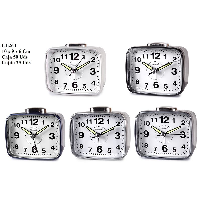 Despertador Timemark CL-264