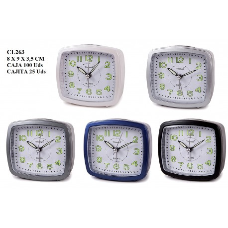 Despertador Timemark CL263