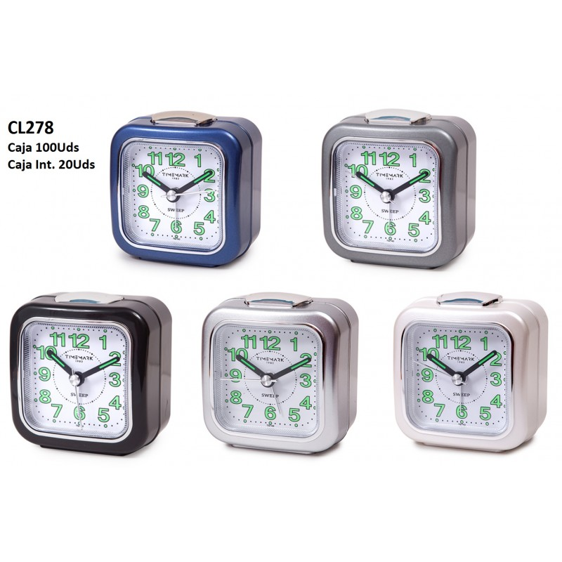 Despertador Timemark CL278