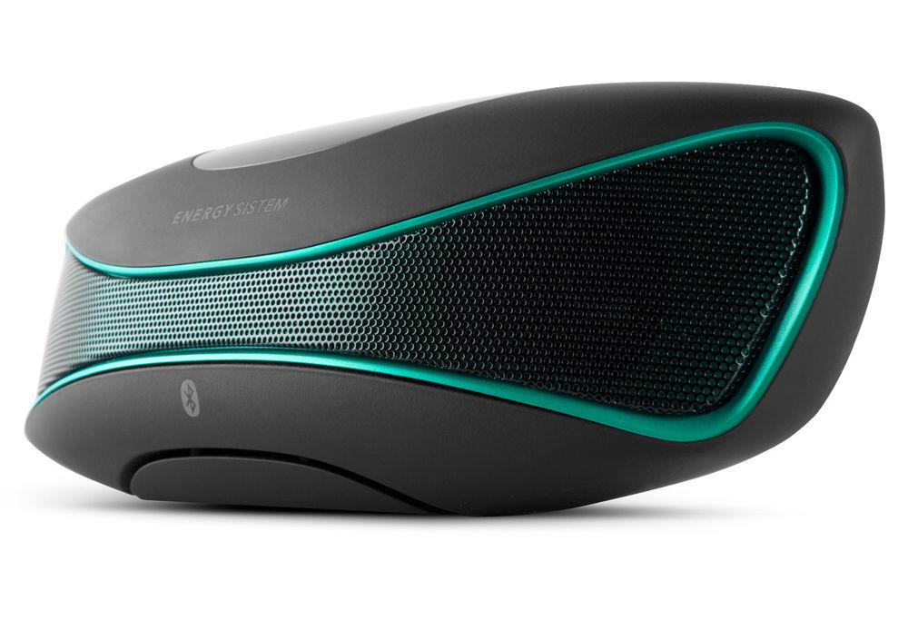 Energy Music Box B3 Bluetooth (Altavoz portátil con función manos libres, Bluetooth v4.0, Audio-in)