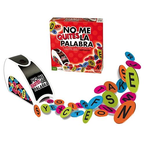NO ME QUITES LA PALABRA - JUEGO DE MESA