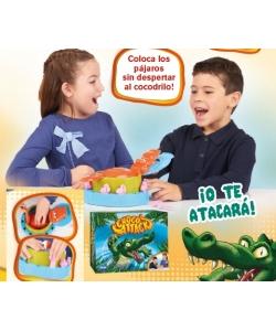 JUEGO CROCO-ATTACK