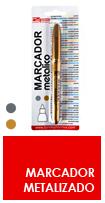 BOLIGRAFO MARCADOR METALICO 2-3mm