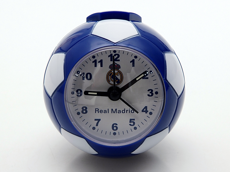 DESPERTADOR BALON REAL MADRID 706017