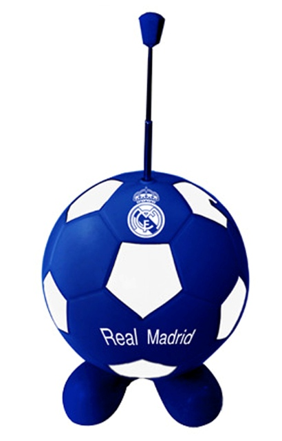 RADIO BALON 707946 REAL MADRID