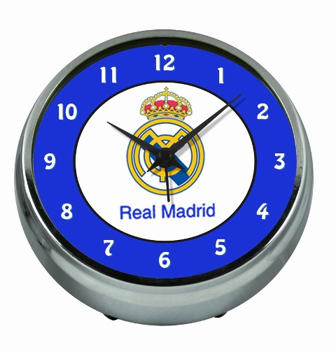 DESPERTADOR RED MET 708592 REAL MADRID