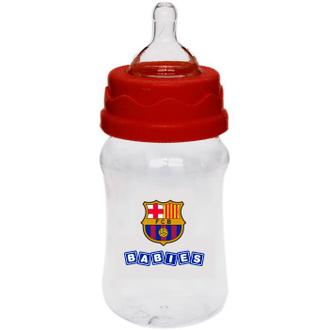 Productos Oficiales - Biberon fcbarcelona, volumen 300ml