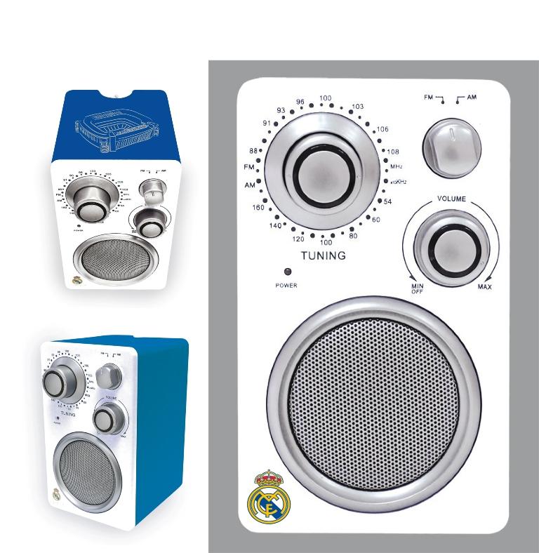 RADIO S/MESA R.MADRID  709964